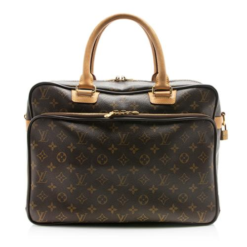 Louis Vuitton Monogram Canvas Icare Weekender