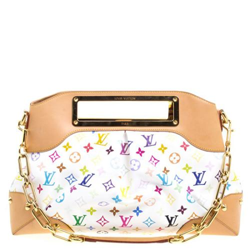 Louis Vuitton Monogram Multicolore Judy GM Bag