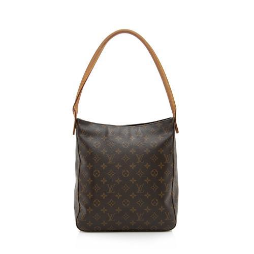 Louis Vuitton Monogram Canvas Looping GM Shoulder Bag