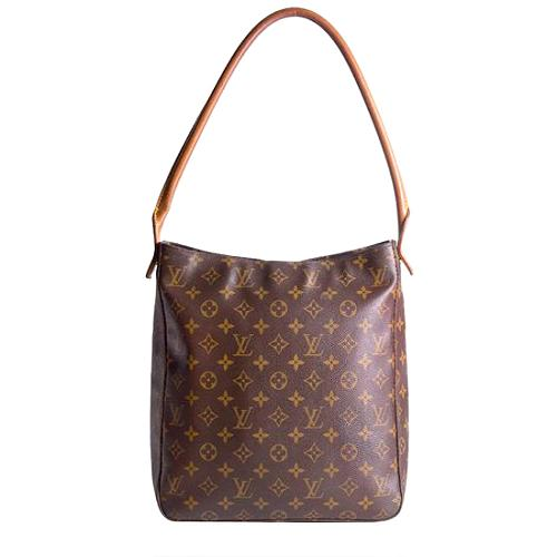 Louis Vuitton Monogram Canvas Looping GM Shoulder Handbag - FINAL SALE