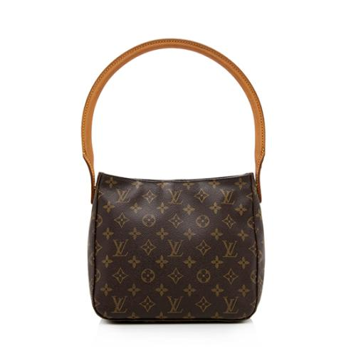 59370eb352a9 Louis Vuitton Monogram Canvas Looping MM Shoulder Bag