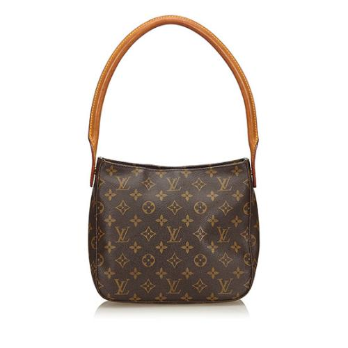 Louis Vuitton Monogram Canvas Looping MM Shoulder Bag