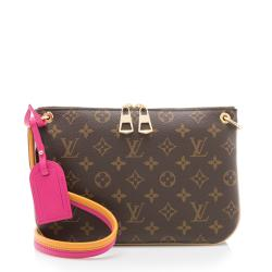 Louis Vuitton Monogram Canvas Lorette Shoulder Bag