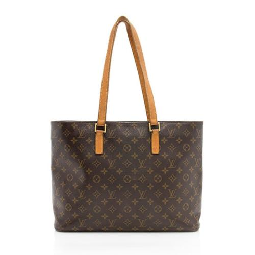 Louis Vuitton Monogram Canvas Luco Tote - FINAL SALE