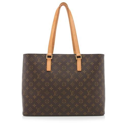 f106fbed87d2 Louis-Vuitton-Monogram-Canvas-Luco-Tote--FINAL-SALE 92947 front large 0.jpg