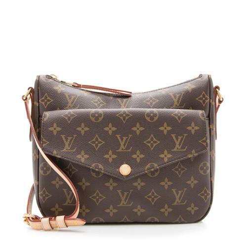 Louis Vuitton Monogram Canvas Mabillon Shoulder Bag