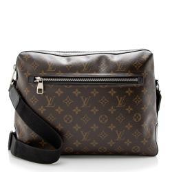 Louis Vuitton Monogram Canvas Macassar Torres Messenger Bag