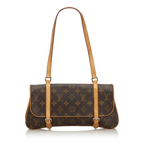 Louis Vuitton Monogram Canvas Marelle MM Shoulder Bag