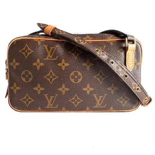 Louis Vuitton Monogram Canvas Marly Bandouliere Pochette Shoulder Handbag