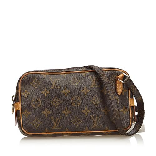 Louis Vuitton Monogram Canvas Marly Bandouliere Shoulder Bag