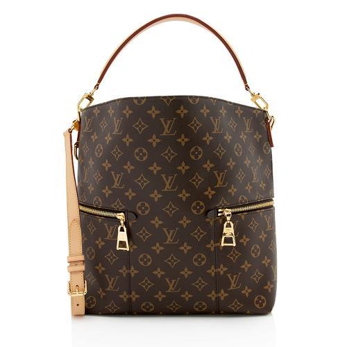 Louis Vuitton Monogram Canvas Melie Shoulder Bag