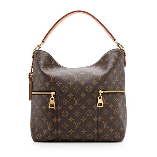 Louis Vuitton Monogram Canvas Melie Shoulder Bag