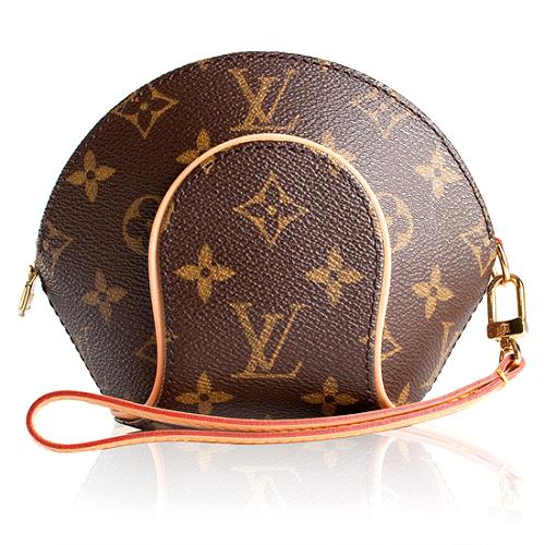 Louis Vuitton Monogram Canvas Mini Ellipse Clutch