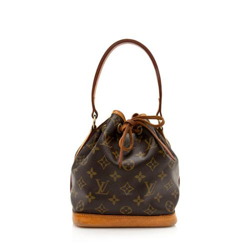 Louis Vuitton Monogram Canvas Mini Noe Bag
