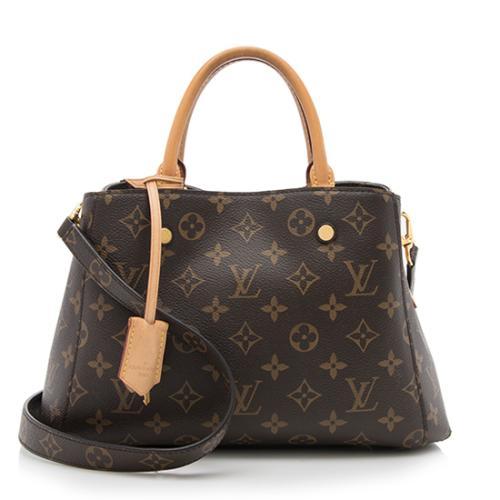 Louis Vuitton Monogram Canvas Montaigne BB Shoulder Bag
