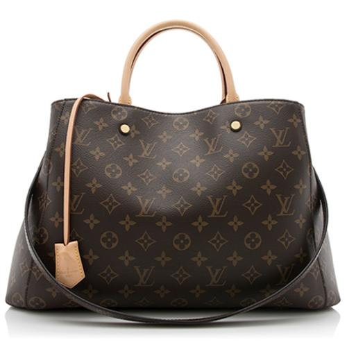 Louis Vuitton Monogram Canvas Montaigne GM Tote
