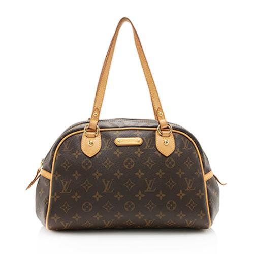 Louis Vuitton Monogram Canvas Montorgueil PM Shoulder Bag