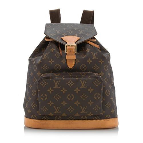 68225d516c42 Louis-Vuitton-Monogram-Canvas-Montsouris-GM-Backpack - 83731 front large 0.jpg