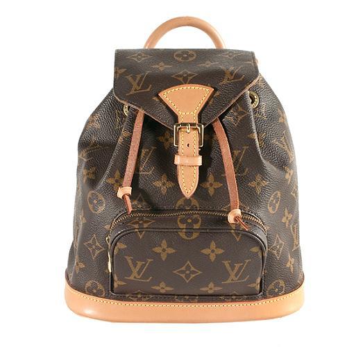 baf5aa13c47e Louis-Vuitton-Monogram-Canvas-Montsouris-PM-Backpack 49178 front large 1.jpg