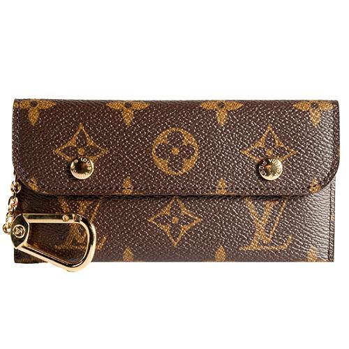 Louis Vuitton Monogram Canvas Multicles Rabat Key Pouch