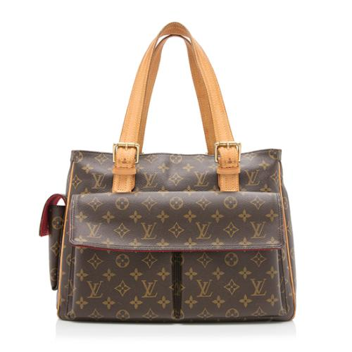 Louis Vuitton Monogram Canvas Multipli-cite Tote