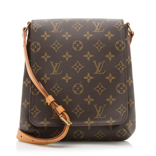 Louis Vuitton Monogram Canvas Musette Salsa Messenger Bag