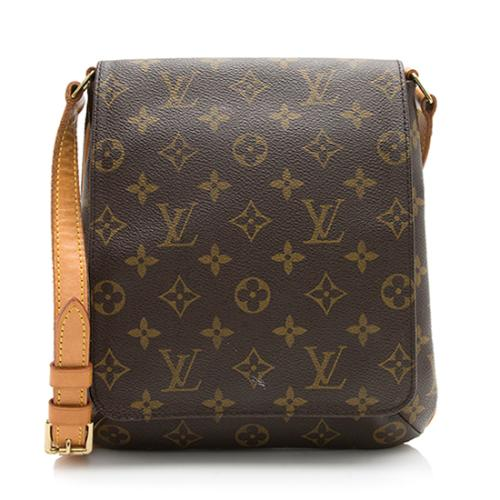 e0abee75cde8 Louis Vuitton Monogram Canvas Musette Salsa Shoulder Bag
