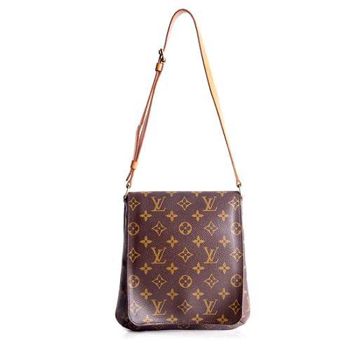 Louis Vuitton Monogram Canvas Musette Salsa Shoulder Handbag