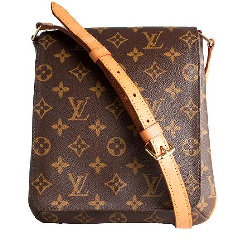 Louis Vuitton Monogram Canvas Musette Salsa Shoulder Handbag