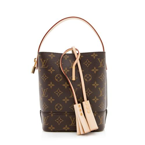 Louis Vuitton Monogram Canvas NN14 Idole PM Bag