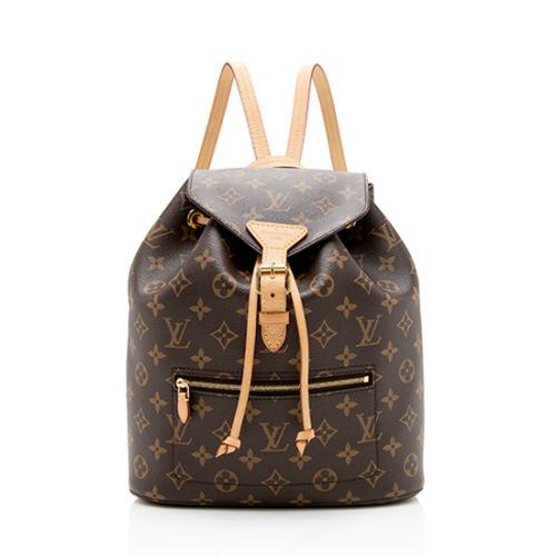 Louis Vuitton Monogram Canvas Neo Montsouris Backpack