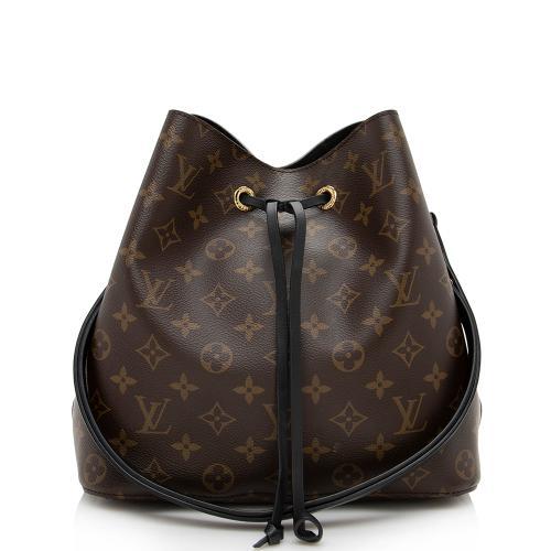 Louis Vuitton Monogram Canvas Neonoe Shoulder Bag