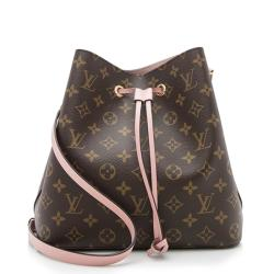Louis Vuitton Monogram Canvas Neonoe Shoulder Bag