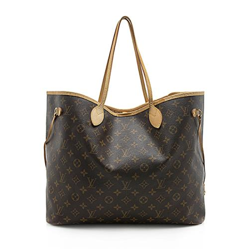 Louis Vuitton Monogram Canvas Neverfull GM Tote