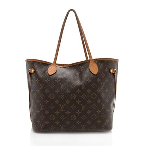 Louis Vuitton Monogram Canvas Neverfull MM Tote - FINAL SALE