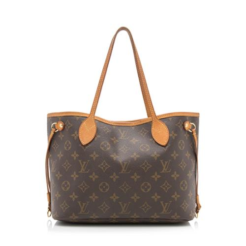 Louis Vuitton Monogram Canvas Neverfull PM Tote - FINAL SALE