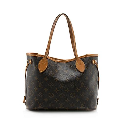 Louis Vuitton Monogram Canvas Neverfull PM Tote
