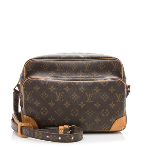 Louis Vuitton Monogram Canvas Nile MM Messenger Bag