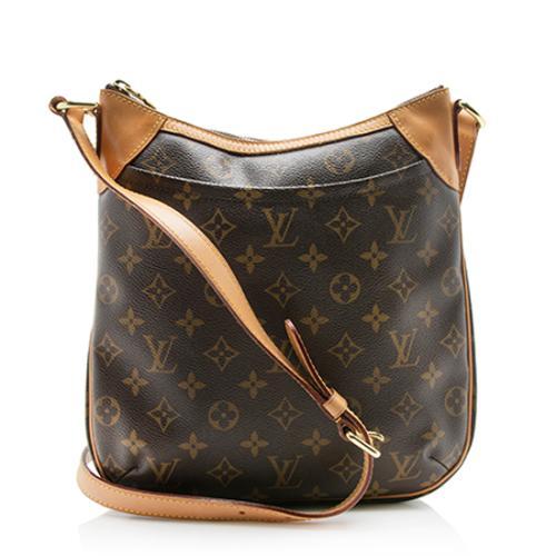 Louis Vuitton Monogram Canvas Odeon PM Shoulder Bag