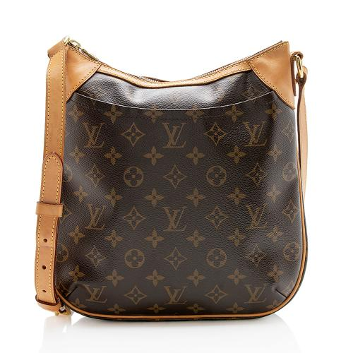 Louis Vuitton Monogram Canvas Odeon PM Shoulder Bag