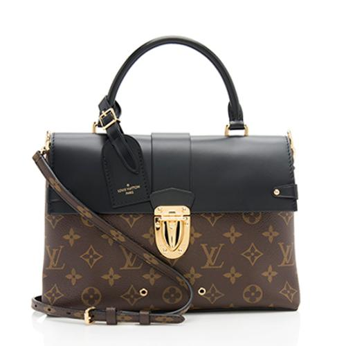 Louis Vuitton Monogram Canvas One Handle MM Flap Bag