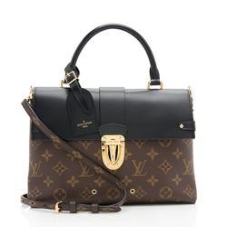Louis Vuitton Monogram Canvas One Handle MM Flap Bag