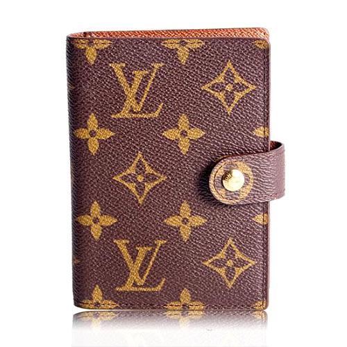 Louis Vuitton Monogram Canvas PDA Case