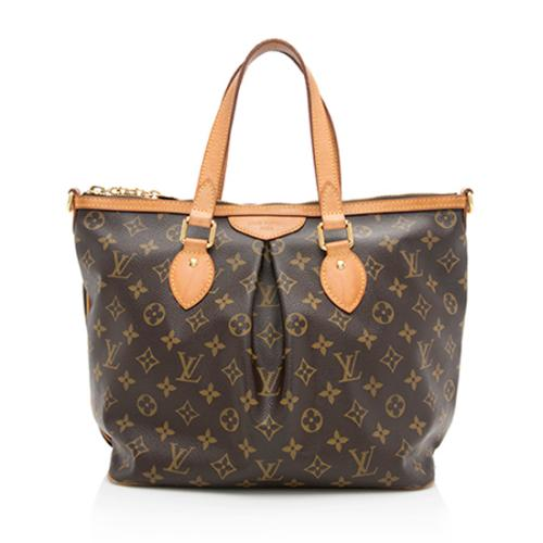 Louis Vuitton Monogram Canvas Palermo PM Tote