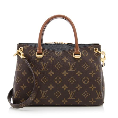 c30eb186133d Louis Vuitton Monogram Canvas Pallas BB Satchel