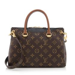 Louis Vuitton Monogram Canvas Pallas BB Satchel