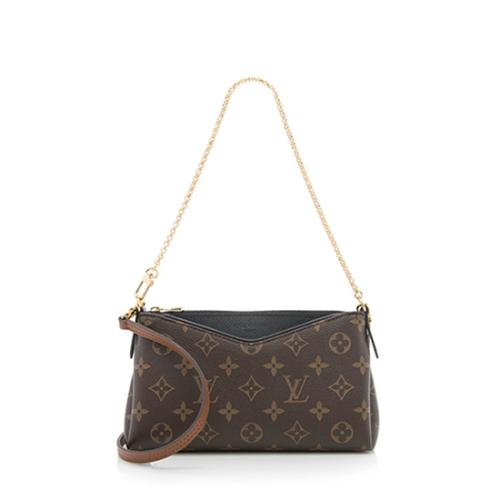 Louis Vuitton Monogram Canvas Pallas Clutch