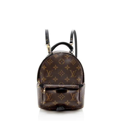 Louis Vuitton Monogram Canvas Palm Springs Mini Backpack - FINAL SALE