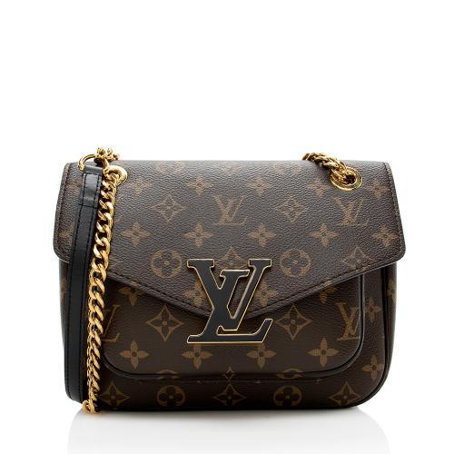Louis Vuitton Monogram Canvas Passy Shoulder Bag