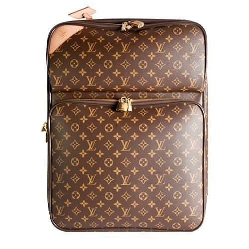 Louis Vuitton Monogram Canvas Pegase 55 Business Luggage